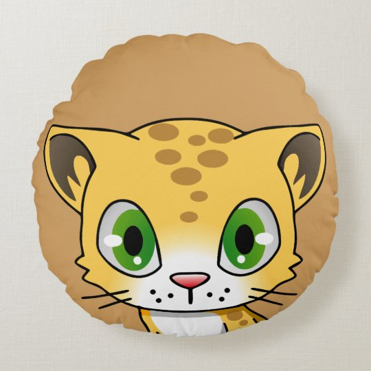 POPULAR BIG EYED CAT FACE PILLOWS