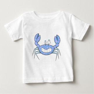 Popular Blue Crabby Crab Toddler T-shirt Shirt