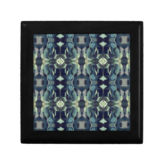 Popular Blue Teal Colors Tribal pattern Gift Boxes