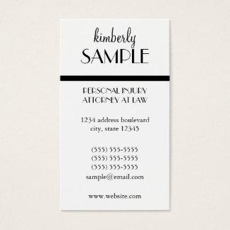 Popular Business Card