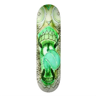 Popular Evil Neon Madman Element Banger Board Skateboard Deck