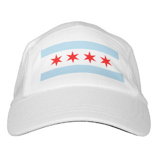 Popular Flag of Chicago,Illinois Hat