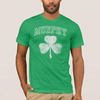 Popular Murphy Shamrock Irish t shirt