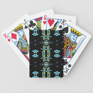 Popular Turquoise Lemon Colors Bicycle Playing Cards