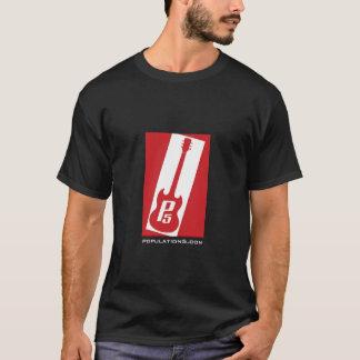 Population 5 T-shirt - Customized