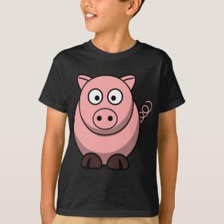 Porc drôle mignon t shirts