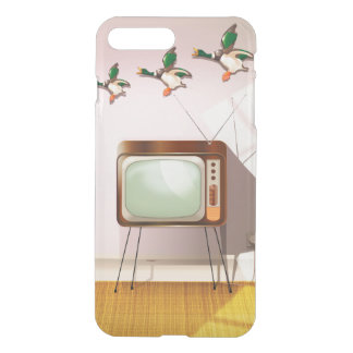 Porcelain Ducks on the Wall iPhone 8 Plus/7 Plus Case