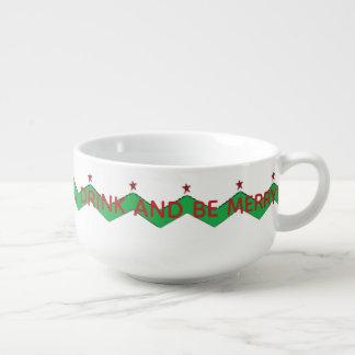"Porcelain Mug Customize Personalize ""Chevron Tree"""