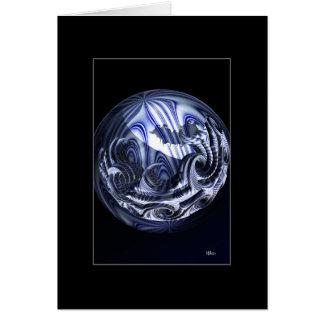 Porcelain Planet Card