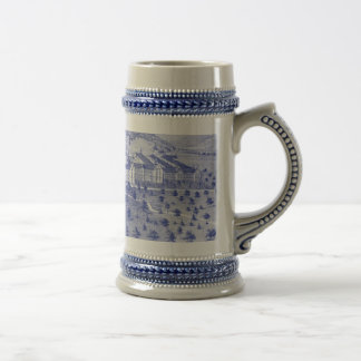 Porcelain Stein - Customized Coffee Mugs