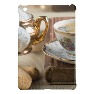 Porcelain tableware from the 19th century German Cover For The iPad Mini