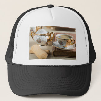 Porcelain tableware from the 19th century German Trucker Hat