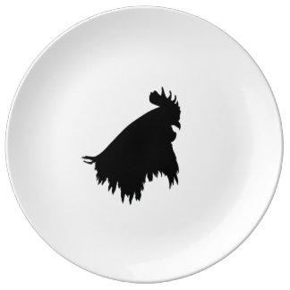 Porcelan Decorative Plate! Plate