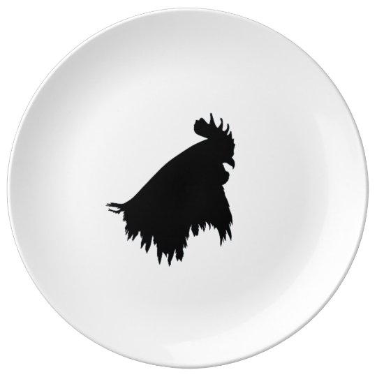 Porcelan Decorative Plate! Porcelain Plate