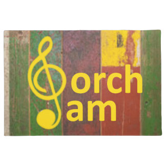 Porch Jam Welcome Mat