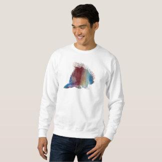 Porcupine Art Sweatshirt