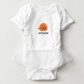 Porcupine Baby Bodysuit