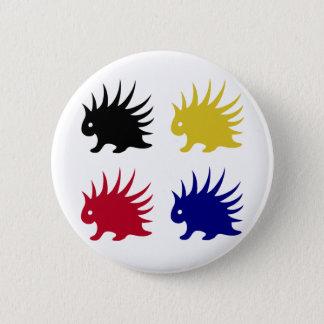 Porcupine Button cube