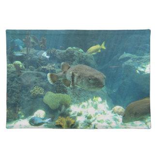 Porcupine Fish Placemat