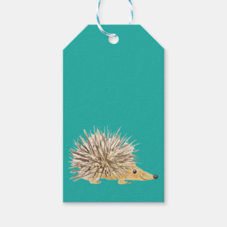 Porcupine Gift Tags
