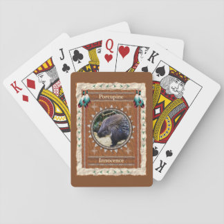 Porcupine  -Innocence- Classic Playing Cards