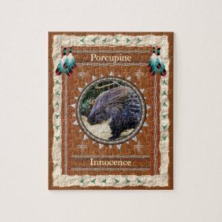 Porcupine  -Innocence- Jigsaw Puzzle w/ Box