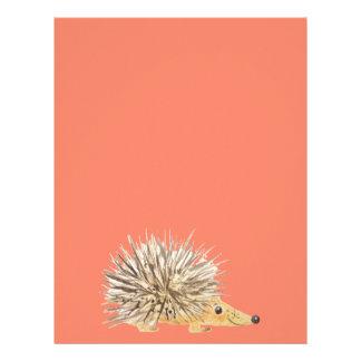 Porcupine Letterhead
