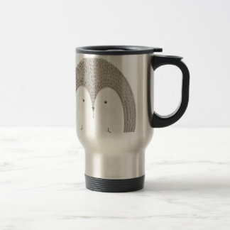 Porcupine Travel Mug
