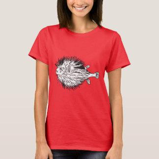 Porcupinefish  aka blowfish T-Shirt