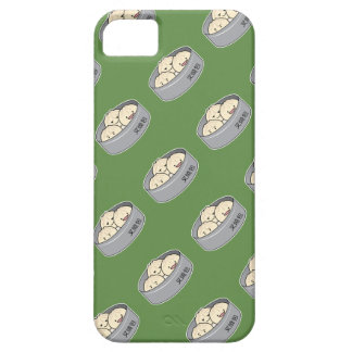 Pork Bun dim sum Chinese breakfast steamed bbq bun iPhone 5 Case