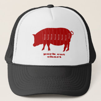 Pork Cuts - Bacon Trucker Hat