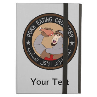 Pork Eating Crusader Cover For iPad Air