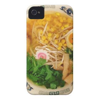Pork Ramen Noodle Soup iPhone 4 Cases