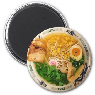 Pork Ramen Noodle Soup Magnet