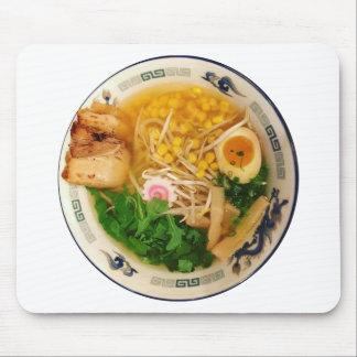 Pork Ramen Noodle Soup Mouse Pad
