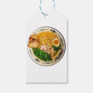 Pork Ramen Noodle Soup Pack Of Gift Tags