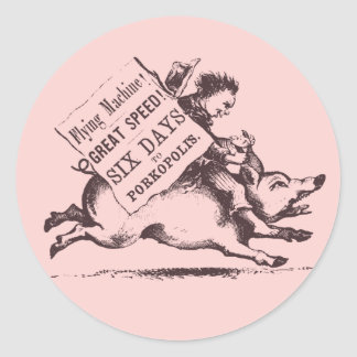 Porkopolis Stickers