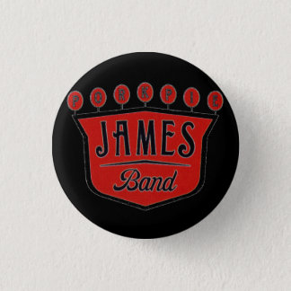 Porkpie James Button