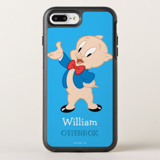 Porky Pig | Classic Pose OtterBox Symmetry iPhone 7 Plus Case
