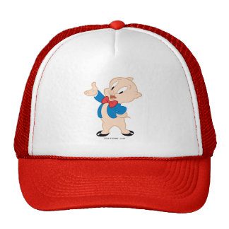 Porky Pig | Classic Pose Trucker Hat