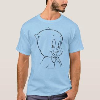 Porky Pig Expressive 4 T-Shirt
