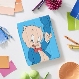 Porky Pig | Waving Hat iPad Cover