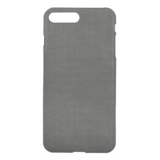 Porous Dark Metal Micro Pattern iPhone 8 Plus/7 Plus Case