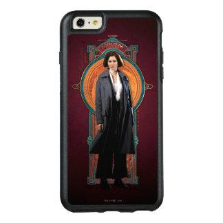 Porpentina Goldstein Art Deco Panel OtterBox iPhone 6/6s Plus Case