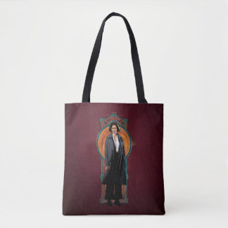 Porpentina Goldstein Art Deco Panel Tote Bag