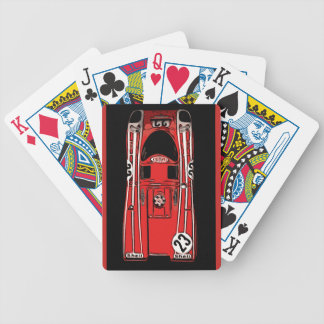 PORSCHE 917 - VICTORY BICYCLE PLAYING CARDS