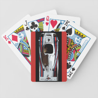 PORSCHE 936 - VICTORY BICYCLE PLAYING CARDS