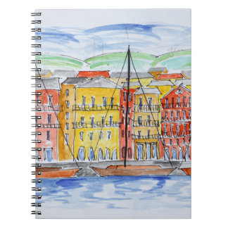 Port, Bastia | Corsica, France Notebook