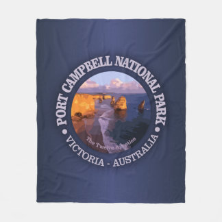 Port Campbell National Park (C) Fleece Blanket