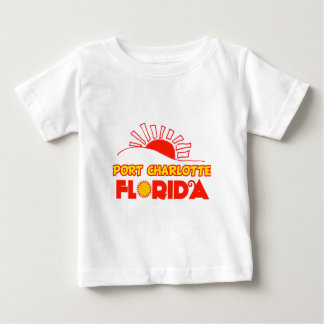 Port Charlotte, Florida Baby T-Shirt